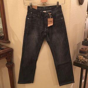 NWT~PD&C Boys Blue Jeans Size 8 Yrs